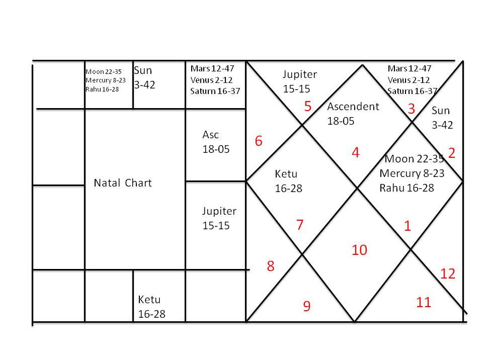 Signs Part 5 Casting Of Horoscope Astronidhi